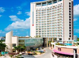 Krystal Urban Cancun Centro, hotel en Cancún