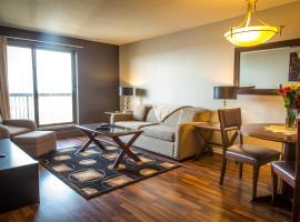Hallmark Place by OBASA Six Three Suites, apartamento em Saskatoon