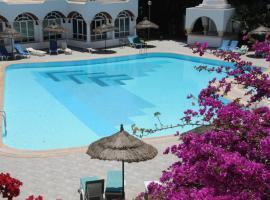 Hotel Menara, отель в Хаммамете