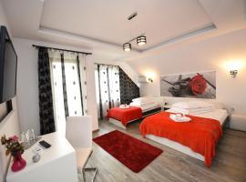 Casa Avy, hotel in Haţeg