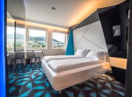 Magic Hotel Solheimsviken, hotell i Bergen