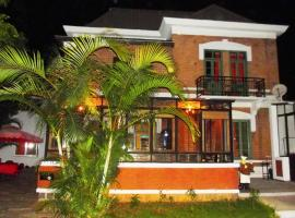 Le Logis Hotel, отель в Антананариву