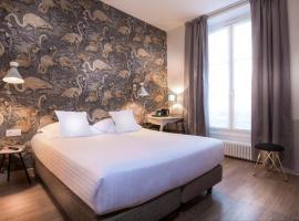 Hôtel Jeanne d'Arc Le Marais, hotel in Paris