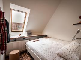 CUBE central rooms for 2, B&B v mestu Ljubljana