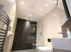 The Lawns Spa Apartment, hotel in Holt