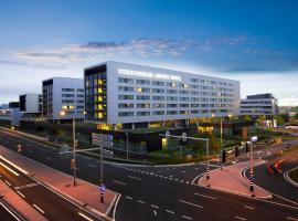 Steigenberger Airport Hotel Amsterdam, Hotel in der Nähe vom Flughafen Schiphol - AMS,