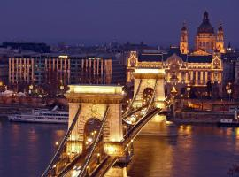 Engel View, готель біля визначного місця Цитадель, у Будапешті