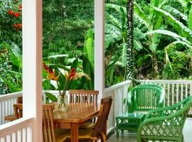 Tobago Hibiscus Golf Villas & Appartments, serviced apartment in Mount Irvine