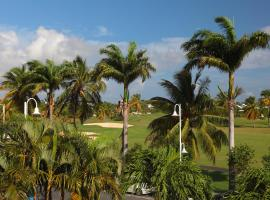 Bwa Chik Hotel & Golf, хотел в Сен Франсоа