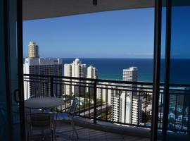 Great Escape at Chevron Renaissance, apartment in Gold Coast
