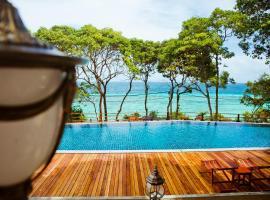 Phi Phi Phu Chalet Resort, resort in Phi Phi Don