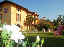 Albergo Le Piante, hotel a Manerba del Garda