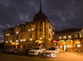 Orient Hotel, отель в Пятигорске