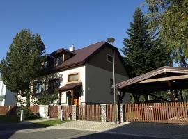 Vila Beba, apartmán v Tatranskej Lomnici