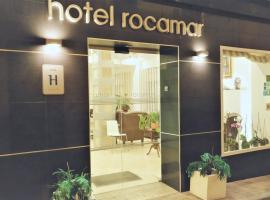 Viesnīca Hotel Roca-Mar Benidormā