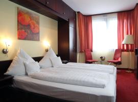 TOP Hotel Amberger, отель в Вюрцбурге