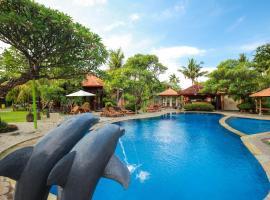 Banyualit Spa 'n Resort Lovina, resort in Lovina