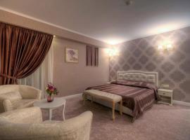 Family Hotel Agoncev, отель в Софии