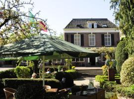 Landhotel De Hoofdige Boer, hotel in Almen