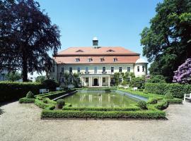 Hotel Schloss Schweinsburg, hotel in Neukirchen-Pleiße