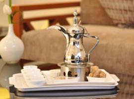Nelover Hotel Ar Rawdah, hotel perto de Centro Internacional de Convenções e Exposições de Riade, Riyadh
