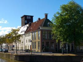 Het Dakhuis, apartment in Harlingen