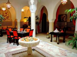 Riad Nirvana, hotel near Saadian Tombs, Marrakesh