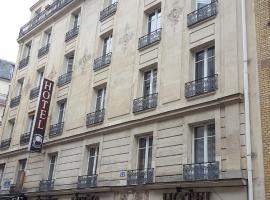 Hôtel Média, hotel in 13th arr., Paris