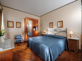 Hotel La Calcina, hôtel à Venise (Dorsoduro)