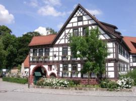 Hotel Goldener Hirsch, guest house in Suhl