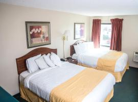 Americas Best Value Inn St. Louis / South, hotel in Saint Louis