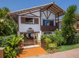 Shanti House Apart, spa hotel in Praia do Forte