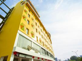 Vanilla Hotel, hotel in Nagoya