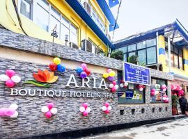 Aria Boutique Hotel & Spa, boutique hotel in Kathmandu