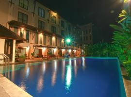 The Grand Santhi Hotel, hotel in Denpasar