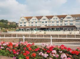 Grand Jersey Hotel and Spa, hotel in Saint Helier Jersey