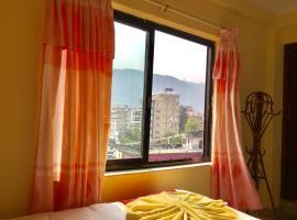 Hotel Fewa Holiday Inn, hotel in Pokhara