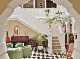 Hotel Alhambra, hotel i La Orotava