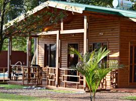 Raices Pampeanas, complejo de cabañas en Puerto Iguazú