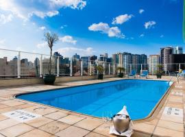 Quality Hotel Curitiba, hotel near Estação Mall, Curitiba