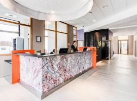 Hotel ParkSaône, ξενοδοχείο κοντά σε Βασιλική της Παναγίας της Φουρβιέρ, Λυών