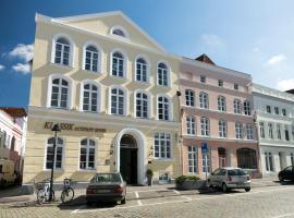 TOP CityLine Klassik Altstadt Hotel Lübeck, hotel i Lübeck
