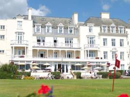 The Belmont Hotel, hotel in Sidmouth