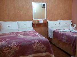 Hotel Aries Tlaxcala, hotel in Tlaxcala de Xicohténcatl