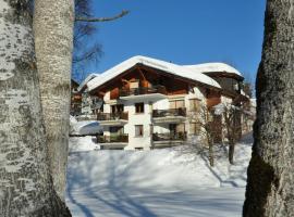 Casa al Lag - direkt am Laaxersee, hotel in Laax