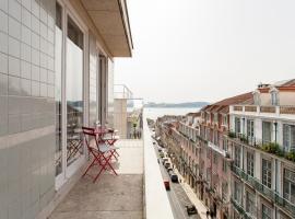 Lisbon Glamorous House, accessible hotel in Lisbon