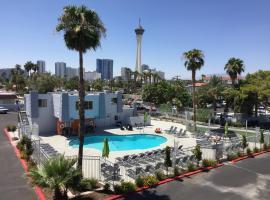 Thunderbird Boutique Hotel, hotel near Nellis Air Force Base, Las Vegas