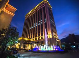 HaiYue Hotel, hotel en Xiapu