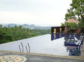 Puri Karang Besakih, hotel near Besakih Temple, Menanga