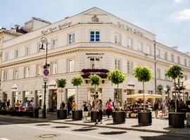 Royal Route Residence – apartament z obsługą w Warszawie